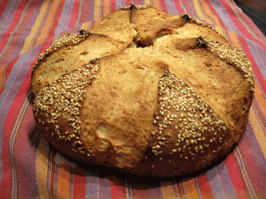 Oatmeal_Sesame_loaf-300x225